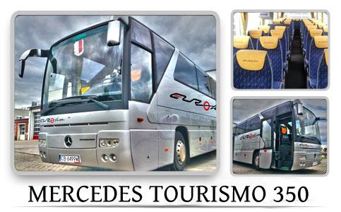 autokar Mercedes Tourismo o 350
