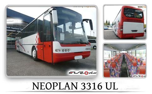 Autokar Neoplan N3316 UL