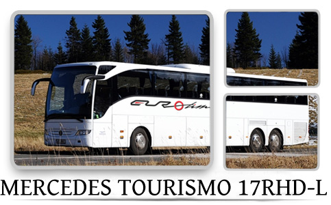 autokar Mercedes Tourismo 350